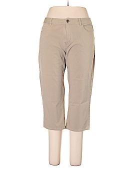 Coldwater Creek Khakis Size 12