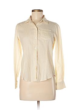 L.L.Bean Long Sleeve Button-Down Shirt Size 4 (Petite)