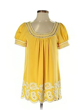 Shoshanna Short Sleeve Blouse Size 4