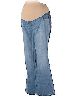 Indigo Blue Jeans Size PXL Maternity (Maternity)