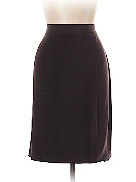 Calvin Klein Silk Skirt Size 10