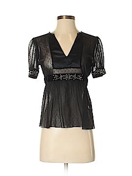 LaROK Short Sleeve Blouse Size S