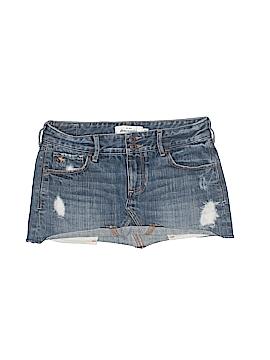 Abercrombie & Fitch Denim Skirt Size 14