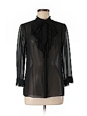 Stile Benetton Women 3/4 Sleeve Blouse Size S