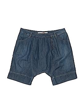 Moto Denim Shorts Size 12