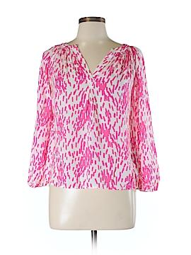 Boden Long Sleeve Blouse Size 6 (Petite)