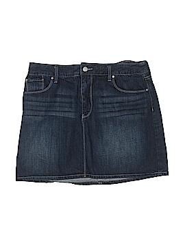 Gap Outlet Denim Skirt Size 12