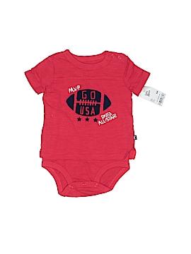 Baby B'gosh Short Sleeve Onesie Size 6 mo