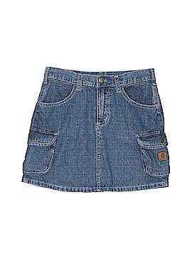 Carhartt Denim Skirt Size 10