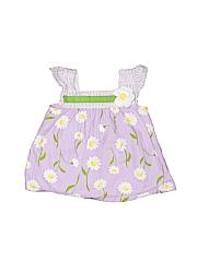 Gymboree Girls Sleeveless Blouse Size 6-12 mo