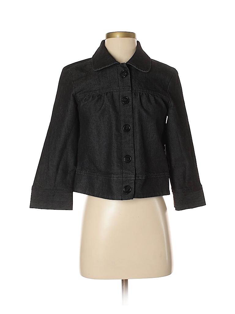 Geoffrey Beene Women Denim Jacket Size S