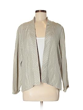 Eileen Fisher Silk Cardigan Size M (Petite)