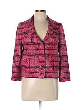 Kate Spade New York Silk Blazer Size 10