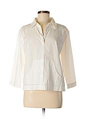 Gap Women 3/4 Sleeve Polo Size L