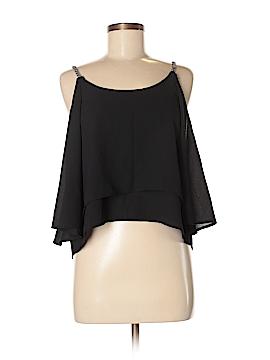 Lovemarks Short Sleeve Blouse Size XS