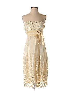 Vivienne Tam Cocktail Dress Size Med (2)