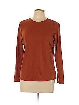 Christopher & Banks Long Sleeve T-Shirt Size L