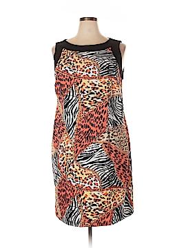 Ronni Nicole Casual Dress Size 18 (Plus)