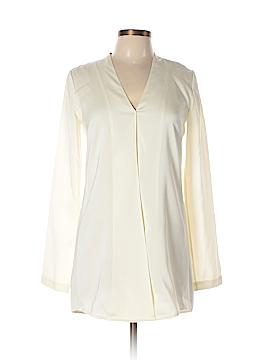 T by Alexander Wang Long Sleeve Silk Top Size L