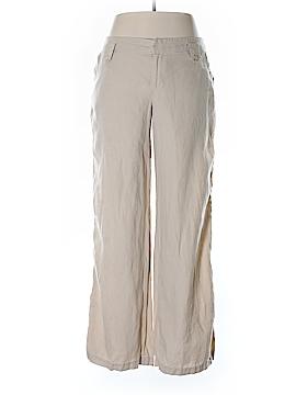 London Jean Linen Pants Size 10