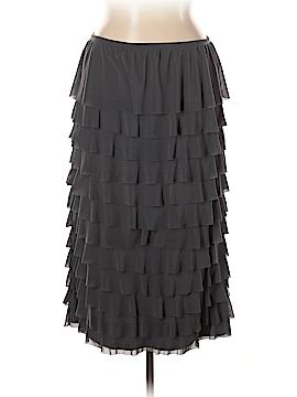 Garnet Hill Casual Skirt Size XL