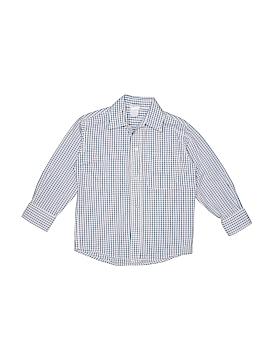 Bella Bliss Long Sleeve Button-Down Shirt Size 4