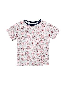 Petit Bateau Short Sleeve T-Shirt Size 8