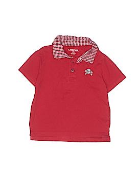 Cherokee Short Sleeve Polo Size 24 mo