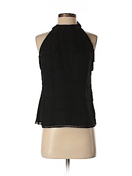 Vince. Sleeveless Silk Top Size 4
