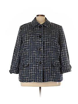 JM Collection Blazer Size 24w (Plus)