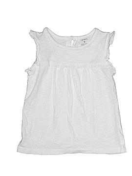 Carter's Sleeveless Top Size 6