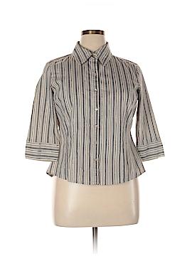 Apt. 9 3/4 Sleeve Button-Down Shirt Size XL (Petite)