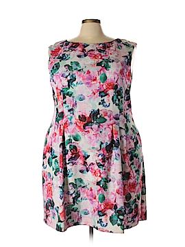 Eliza J Casual Dress Size 24w (Plus)