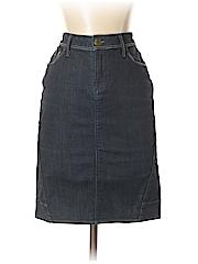 Level 99 Women Denim Skirt 24 Waist