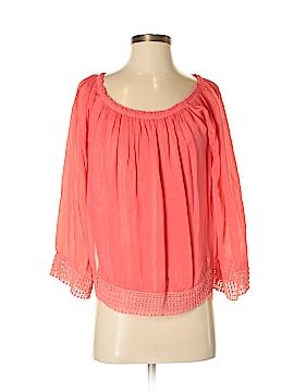 Maven West Long Sleeve Blouse Size S