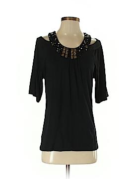 U-Knit 3/4 Sleeve Top Size S