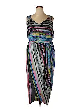 Gb x Amanda Uprichard Casual Dress Size 0X (Plus)