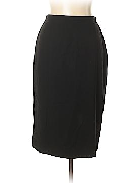 Ann Freedberg Wool Skirt Size 10