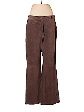 Chadwicks Leather Pants Size 12