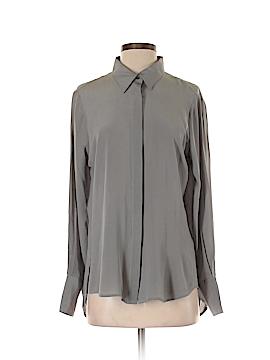 Les Petites... Collection Long Sleeve Button-Down Shirt Size Sm (1)