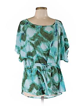 CALVIN KLEIN JEANS 3/4 Sleeve Blouse Size M