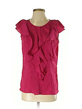 New York & Company Short Sleeve Blouse Size 5