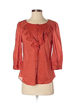 Maeve 3/4 Sleeve Blouse Size 2