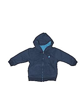 Baby Cottons Zip Up Hoodie Size 9