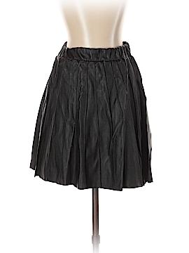 Princess Vera Wang Faux Leather Skirt Size 0