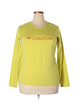 Columbia Long Sleeve T-Shirt Size XL