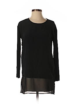 All Saints 3/4 Sleeve Blouse Size 2