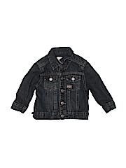 Genuine Kids from Oshkosh Girls Denim Jacket Size 18 mo