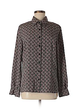Liz Baker Long Sleeve Blouse Size 12
