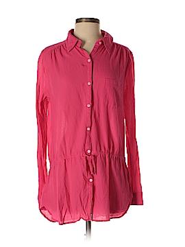 C&C California Long Sleeve Blouse Size M